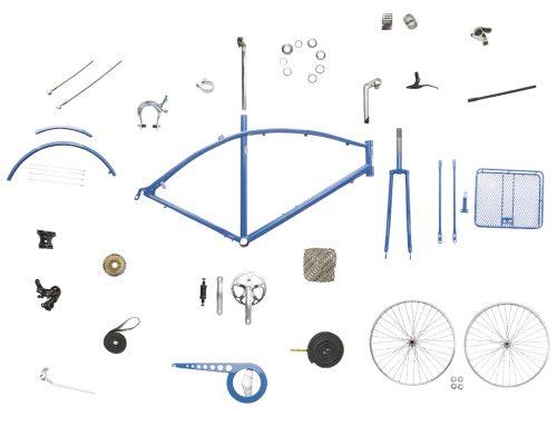 Kit bici personalizzata!