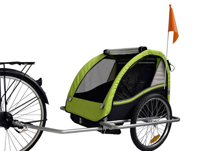 carrello bici per bimbi